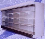 Регалы холодильные б/у из Германии