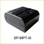 MPT III портативный чековый принтер bluetooth (ширина до 80 мм)