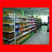 Рассрочка Металлические стеллажи,  оборудование для продуктовых магазин