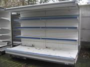 Холодильные регалы б/у из Германии Linde