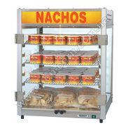 витрины тепловые для чипсов Nachos