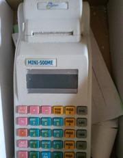 Кассовые аппараты Эра-101, 201. Datecs MP50,  MP-500T. СЛОГ-2000