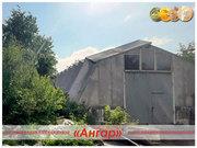 Ангар 12х30 шатровый дюралюминиевый демонтированный